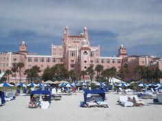 Don CeSar Hotel, St. Petersburg, Fl