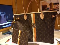 Louis Vuitton Mon Monogram Neverfull