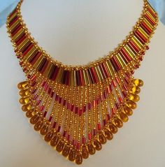 beaded jewellery gallery - Little Beader