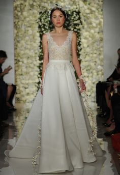 Reem Acra Fall 2015 Bridal Collection | Philippines Wedding Blog
