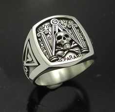 masonic signet ring - Google Search