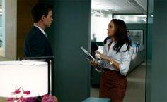 Suits Style Rachel