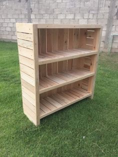I made this Beautiful Pallet Bookcase using three pallets and 5 hours of time. I made this because a customer of ours needed it in their…