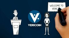 What is VeriCoin? Blockchain, Cryptocurrency, Youtube, Movie Posters, Film Poster, Youtubers, Youtube Movies, Film Posters