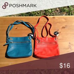 2Cross Body Bags Brand new with tags.$16 for both. Bags Crossbody Bags