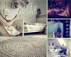 INSPIRÁCIÓK.HU Kreatív lakberendezési blog, dekoráció ötletek, lakberendező tanácsok: TRENDI GYEREKSZOBÁK 2014-BEN Toddler Bed, Blog, Kids, Furniture, Home Decor, Homemade Home Decor, Children, Blogging, Home Furnishings