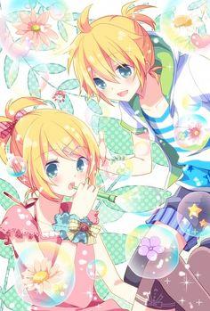 Rin&Len!