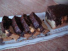 CAKE MARBRE A LA TAPENADE
