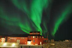 Aurora boreale alle Isole Lofoten - Norvegia