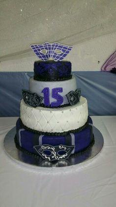 Masquere quince cake. Deb's