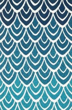 blue throw rugs - Google Search