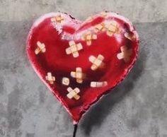 Bandage Heart (Square) Canvas Artwork by Banksy Street Art Banksy, Banksy Graffiti, Bansky, Canvas Artwork, Canvas Art Prints, Banksy Canvas, Heart Canvas, Square Canvas, Chalk Art
