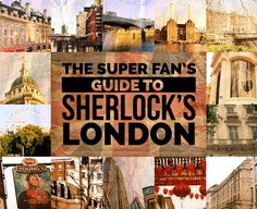Definitive Guide To Sherlock Holmes' London another trip to London is long overdue anyway, so maybe this is something to check out ;)another trip to London is long overdue anyway, so maybe this is something to check out ; Sherlock Holmes, Watson Sherlock, Jim Moriarty, Sherlock John, London Travel Guide, London Map, London Live, México City, Things To Do In London