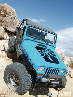 73ea6a49babb9 Poison Spyder - 1993 Jeep Yj Wrangler (I want a different color