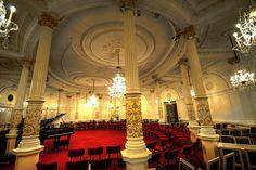 Spiegelzaal Concertgebouw, Amsterdam