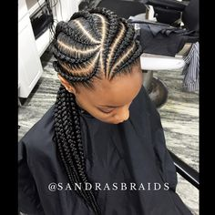 See this Instagram photo by @sandrasbraids • 1,846 likes
