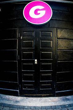 Entrance To a Nightclub (Somewhere In Dublin)