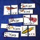 Ar Ird Orn Air Arp Ore (R Controlled) Word Family - Puzzles - Flip Books - Flash Cards - Posters  The Puzzles may be used for matching or mismatchi...