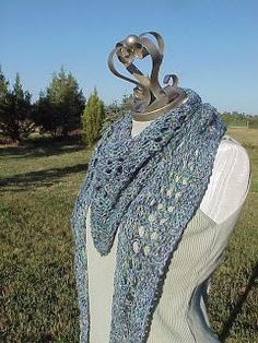 Kriskrafter: Free Knitting Pattern! The Madison Scarf