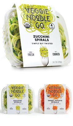 Veggie Noodle Co. | A Brand Studio
