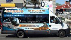 Brendiranje vozila je najisplativiji vid reklamiranja. Za razliku od skupih medija, brendirano vozilo radi za Vas non-stop… 24h dnevno…7 dana u nedelji…365 dana u godini. Beograd , Srbija