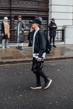 LCM StreetStyle – Day Two #LCM #StreetStyle #LondonFashionWeek