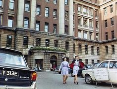 Middlesex Hospital - Randall and Hopkirk (Declassified) - Locations