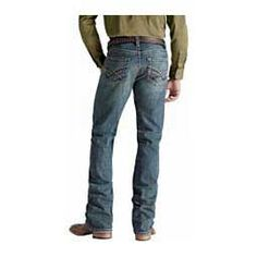 M5 Slim Straight Leg Mens Jeans Deadrun - Item # 42489