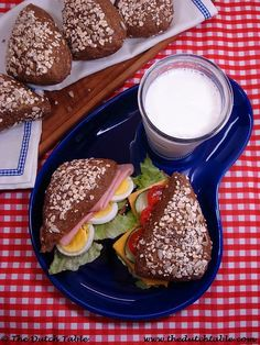 The Dutch Table: Broodje Gezond (Dutch Healthy Sandwich)