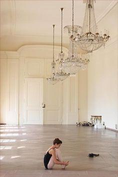 gorgeous dance studio