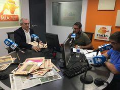 """Antonio Banda, CEO de Feelcapital, en el programa Cierre de Mercados de Radio Intereconomía. """"Insistimos en que el horizonte temporal es muy importante, el corto plazo a veces hacer perder el rumbo"""", subrayó Banda en antena. #FondosDeInversión (17 de abril de 2017)."""