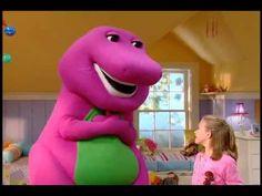Barney I love you song English #9