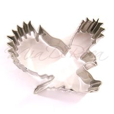 Cookie Cutter Eagle for creative biscuits, cookies and cake decoration MiaDeRoca baking shop