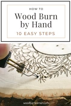 Wood Burning Tips, Wood Burning Crafts, Wood Burning Patterns, Diy Wood Projects, Wood Crafts, Pyrography Tips, Wood Burn Designs, Wood Burning Stencils, Embossing Tool