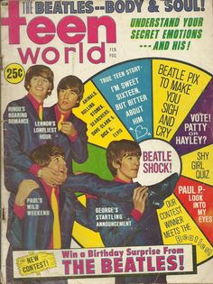 Music books magazines for teen 6