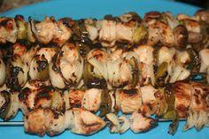 Shish Kabobs - so yummy and easy!!!
