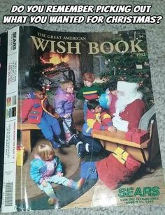 I think I kept one Christmas Wish Book for each of my children so they could see what was popular toys as they were growing up. 90s Childhood, My Childhood Memories, Great Memories, School Memories, Childhood Photos, The Maxx, 90s Nostalgia, 80s Kids, Ol Days