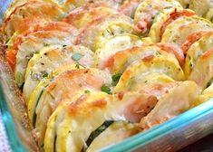 Весенняя радуга: разноцветные овощи, запеченные с сыром | Кулинарные Рецепты