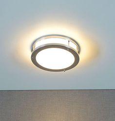 TABY stropní LED svítidlo 9W, 230V, chrom, SAPHO E-shop