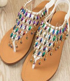 Adorable sandals