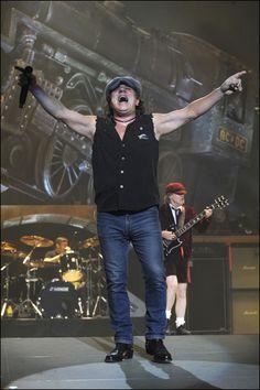 AC/DC Brian Johnson