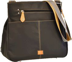 Oban baby changing bag   messenger style   PacaPod. Waiting impatiently for its US debut.