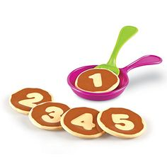 Learning Resources Bright Bites Number Stack Pancakes -- Check this awesome product by going to the link at the image.