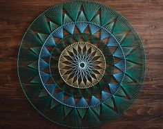 String art string art photo illustration inside gift inside – # of … String Wall Art, Nail String Art, String Art Templates, String Art Patterns, Arte Linear, Math Art, Thread Art, Pin Art, Art Plastique
