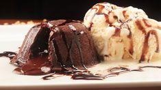 Tuesday's wish: Petit Gateau! Chocolate Deserts, Cooking Recipes, Healthy Recipes, Pasta Recipes, Bread Cake, Happy Foods, Mini Desserts, Pavlova, I Foods