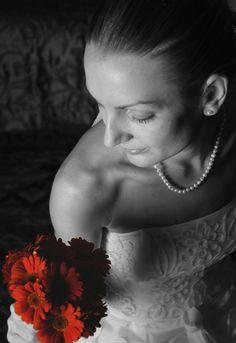 Wedding Portrait Photography taken during Bridal Preparation by Wedding Photographer Anna Nesic