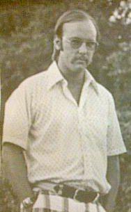 Sports editor Jeff Green (1976)