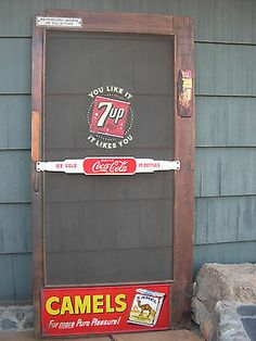Items similar to Old Advertising Screen Door Coke Gas Service Station Push bars Vintage Store Prop Coca Cola on Etsy & Triumph Dog Turkey Pea \u0026 Berry Grain Free Jerky 24-Ounce ...