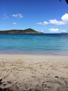 Lindquist Beach St. Thomas US Virgin Islands
