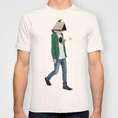 Identity crisis 2 T-shirt by Seamless - $22.00